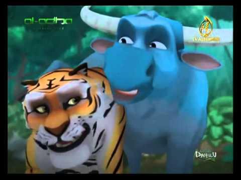 Pada Zaman Dahulu S02E12 Sang Kancil dan Harimau