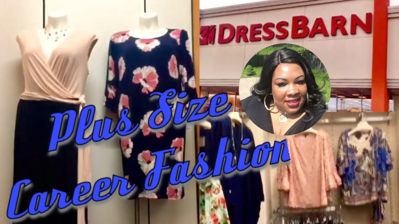 Dressbarn Plus Size Career Clothes | Come Shop with Me