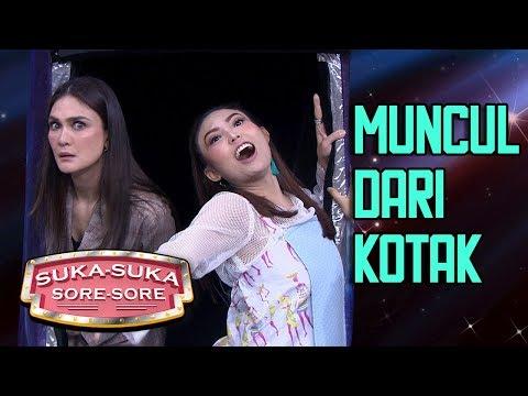KOK BISA Luna Maya dan Ayu Dewi Keluar Dari Kotak - Suka Suka Sore Sore (18/1) PART 3