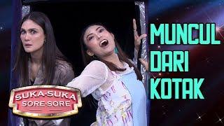 Download Video KOK BISA Luna Maya dan Ayu Dewi Keluar Dari Kotak - Suka Suka Sore Sore (18/1) PART 3 MP3 3GP MP4