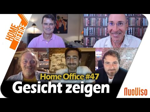 Home Office #47 (mit Thomas Berthold - Fußballweltmeister 1990)