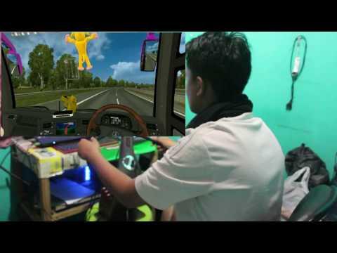 Trip Jakarta - Semarang || ETS2 Mod Indonesia