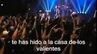 Hammerfall / Glory to the brave (Subtitulos Español)