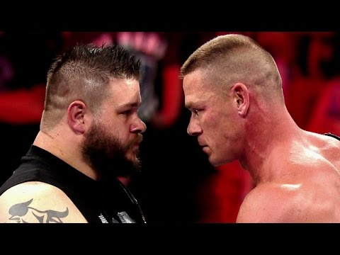 WWE Money in the Bank 2015: John Cena vs. Kevin Owens - Tonight