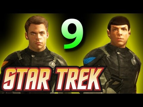 Star Trek 2013: Starbase Living Quarters/Chase Gorn Lieutenant/Use Haylon Sprayers Part 9