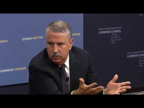 Thomas L. Friedman: Fighting Fake News & the Anger Industry