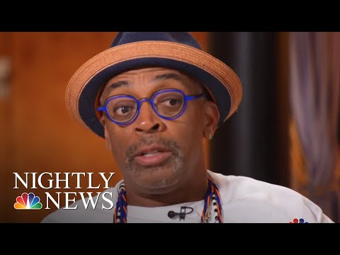 Spike Lee's 'BlacKkKlansman' Opens One Year After Charlottesville   NBC Nightly News Mp3
