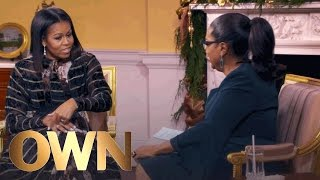 "First Lady Michelle Obama: ""Hope Is Necessary"" 