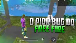 NOVO BUG DA TIROLESA - FREE FIRE