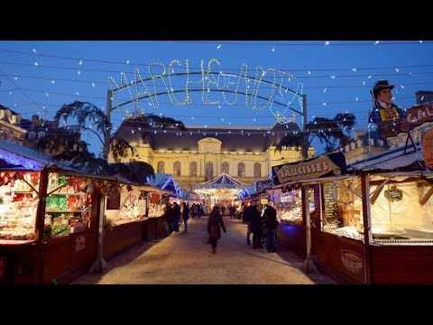 France: Christmas Time In Rennes