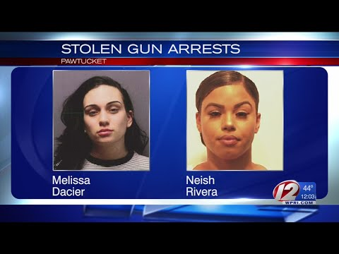 2 Charged with Stealing Gun from Boston Police Officer