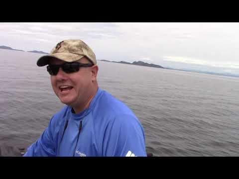 Salmon Fishing Port Hardy August 2019