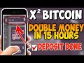 How to make Double your money From Bitcoin Platform 2017