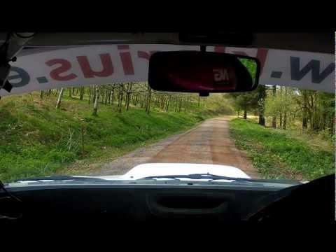 Sara Williams 2011 Season - Klarius & Quinton Hazell Sponsored Subaru Impreza