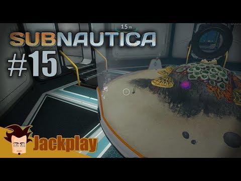 SUBNAUTICA Ep15 : Unité de confinement et nouvelle épave (Let's play FR)