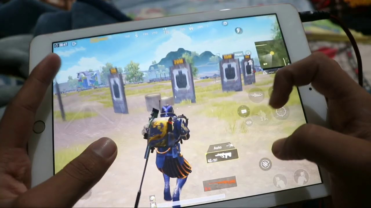 How to get the best PUBG Mobile Settings and Sensitivity ...