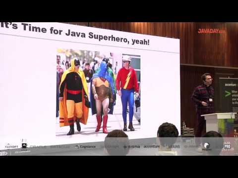 Java in production for Data Mining Research projects (JavaDayKiev'15)