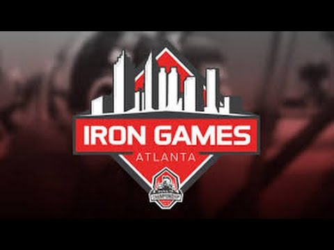 Iron Games HCS Atlanta 2015 │ A Halo Mainstage Montage