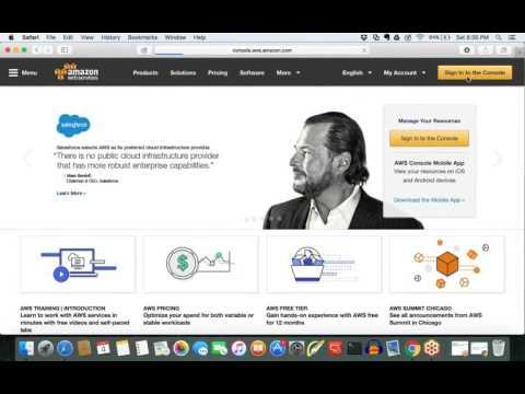 AWS Architect Certification Training cloud computing class 3 - YouTube