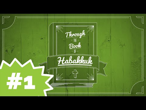 Just Relax, Habakkuk