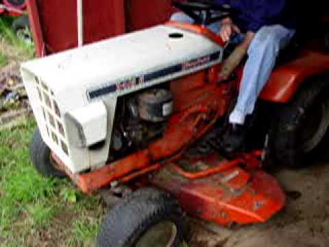 Simplicity Sovereign Garden Tractor