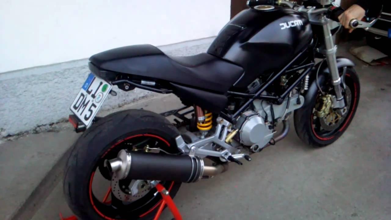 Leo Vince Ducati Monster