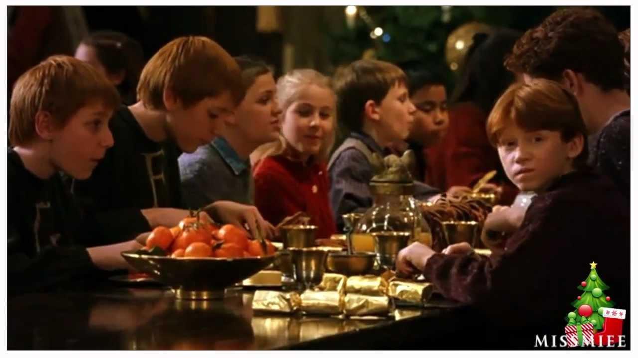 Happy Christmas ♕ Harry Potter - YouTube