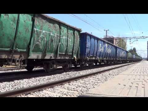 Class 269 double headed by San Fernando Henares (Spain)