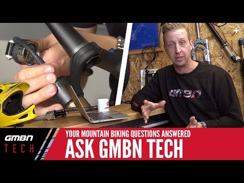 The First Ask GMBN Tech | Answering Your Mountain Bike Tech Questions