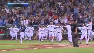 Some of the Best Walk Off Home Runs Ever Seen!! - AMAZING!!
