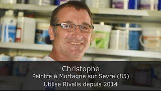 Témoignage client Rivalis - Christophe, peintre (85)