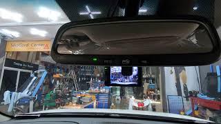 쌍용자동차 티볼리 룸미러 하이패스 시공 영상입니다.  …