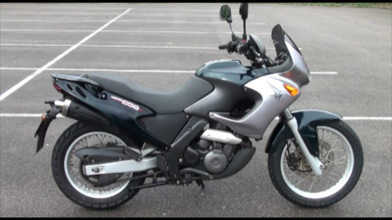 Aprilia Pegaso 650ie Stock No: 56721 - YouTube