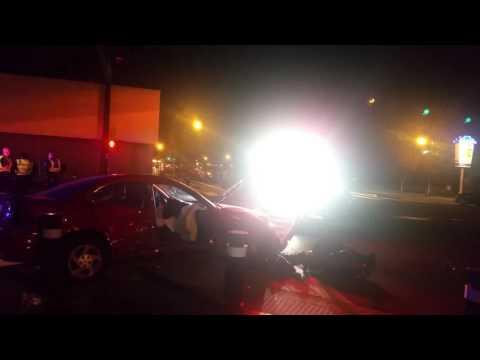 major traffic accident in Gresham