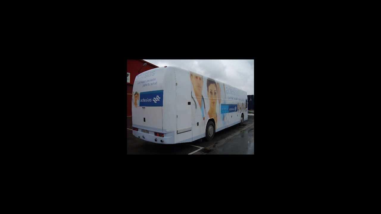 Autobus de Petaca Adeslas ( IPM3000 ideas y proyectos Moviles )