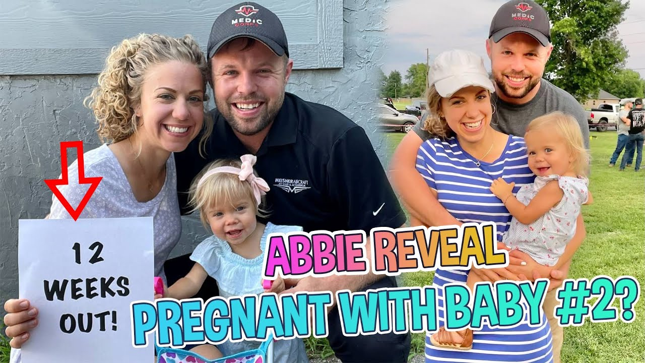 DUGGAR PREGNANT!!! Abbie Duggar Is Pregnant With Second Child?