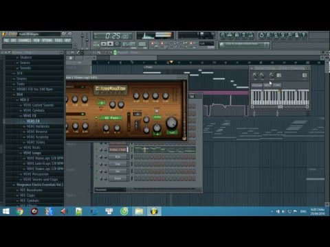 FL Studio - Beautiful Bamboo Flute - Title: Trails Of Angels (綠野仙蹤)