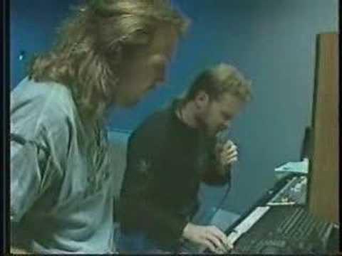 Metallica - Working On The Load Album