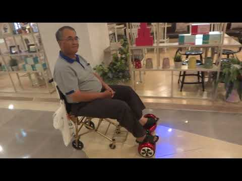 Bangkok Power Chair