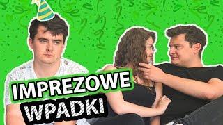 Czego NIE robić na IMPREZIE  ft. Max Krasoń, Kislu