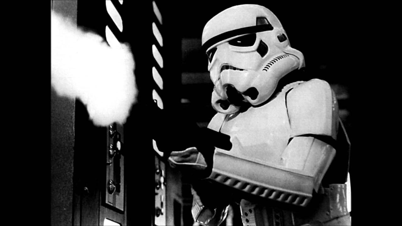 Star Wars Stormtrooper Sound Effects Youtube