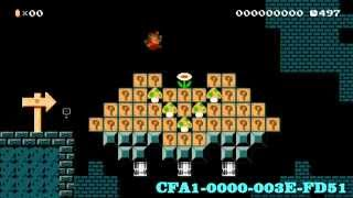 awesome mario maker levels 1