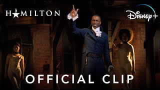 """The Room Where It Happens"" Clip 