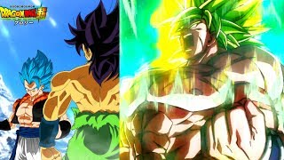 BROLY N'EST PAS MÉCHANT ! FILM DRAGON BALL SUPER: BROLY