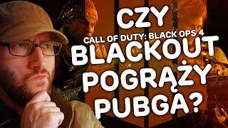 Czy CoDowy Blackout pogrąży PUBGa?