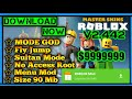 Roblox Mod Apk 2020 Update~Free Download (Android/iOS)