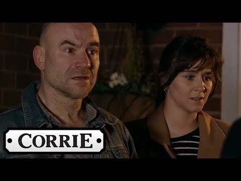 Coronation Street - Duncan Finally Confesses to Setting Sally Up