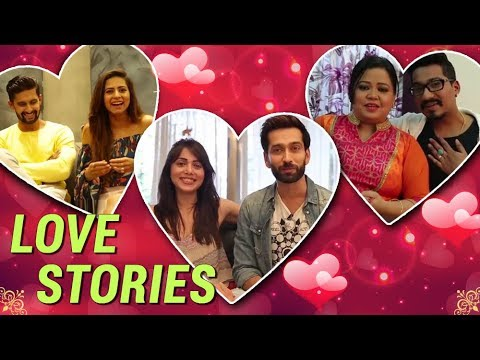Nakuul And Jankee, Ravi And Sargun, Harsh And Bharti | TV Couples Share Their Love Story