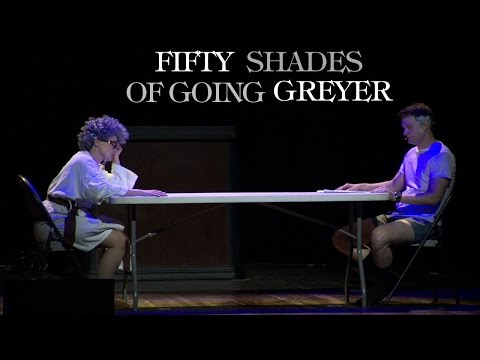 Fifty Shades Of Going Greyer _ Razzie Parody of Worst Picture