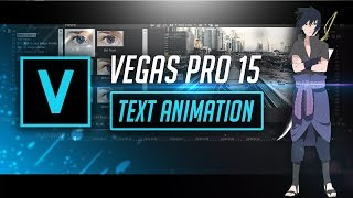 How to Add Text In Sony Vegas Video Tutorial.